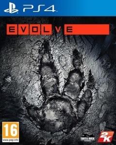 Evolve PS4 pas cher