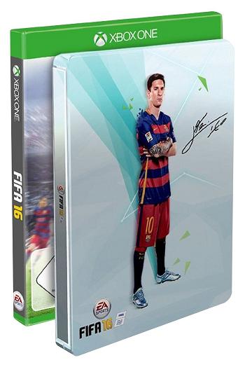 FIFA 16 steelbook Xbox One