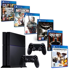 pack ps4 de folie