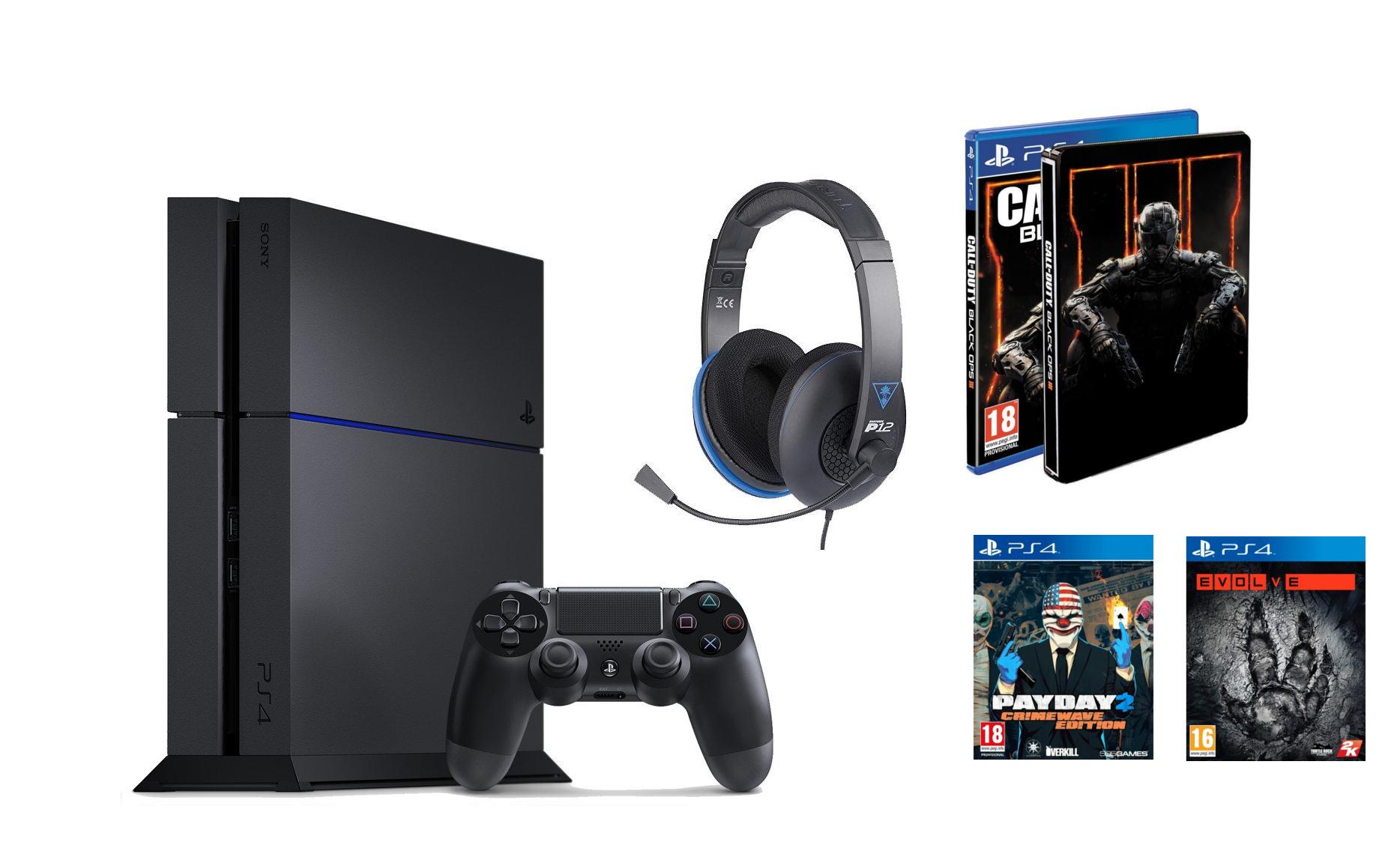Pack PS4 multijoueur chocobonsplans