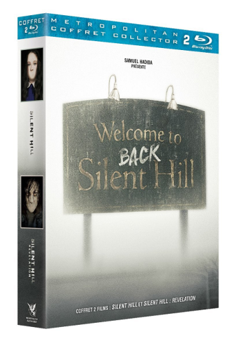 Silent hill blu ray pas cher