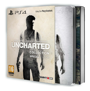 Uncharted collection spéciale