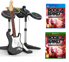 Rock band pack complet