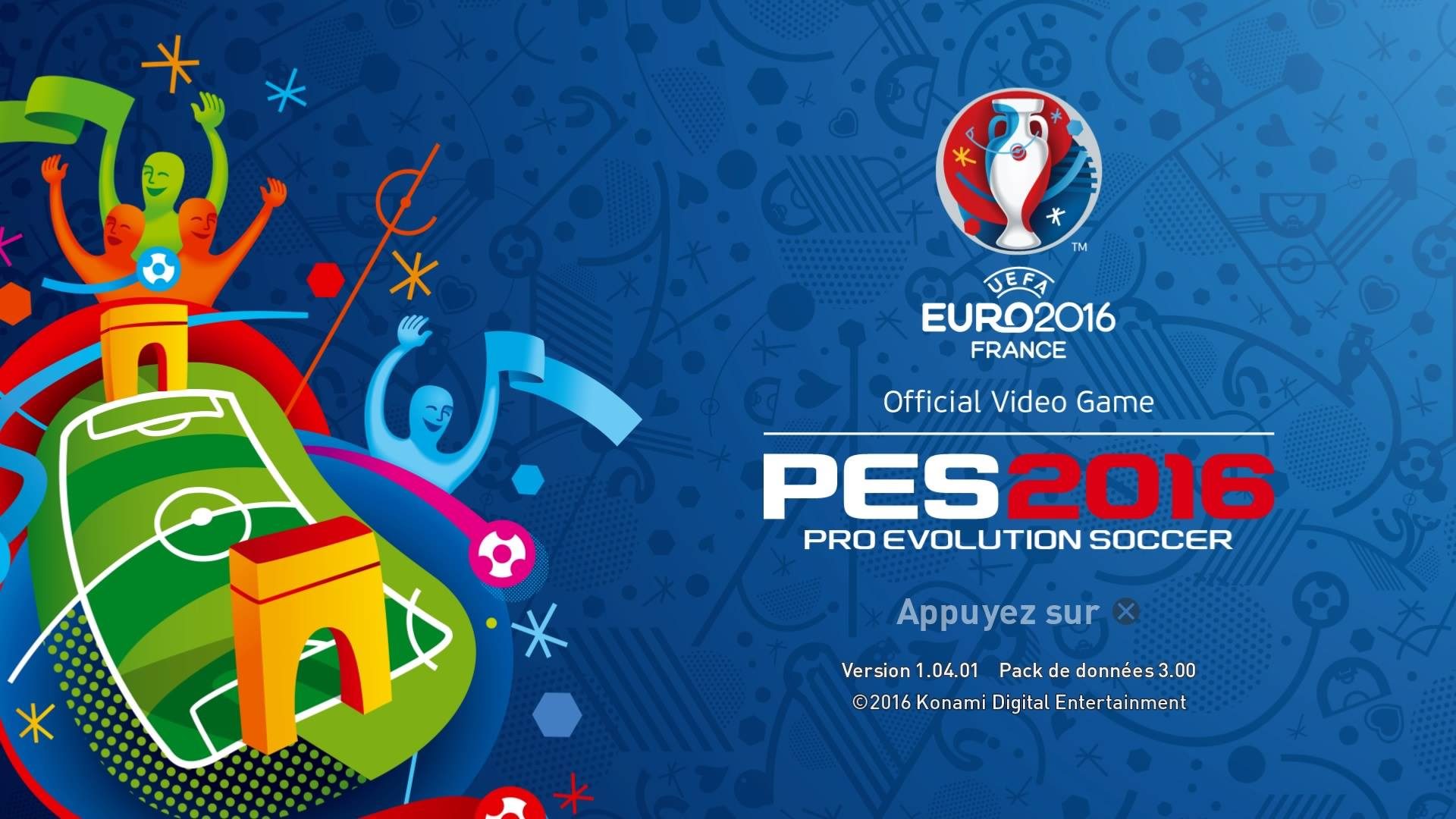 Test pes 2016 euro 2016 ps4 for Test ecran pc 2016