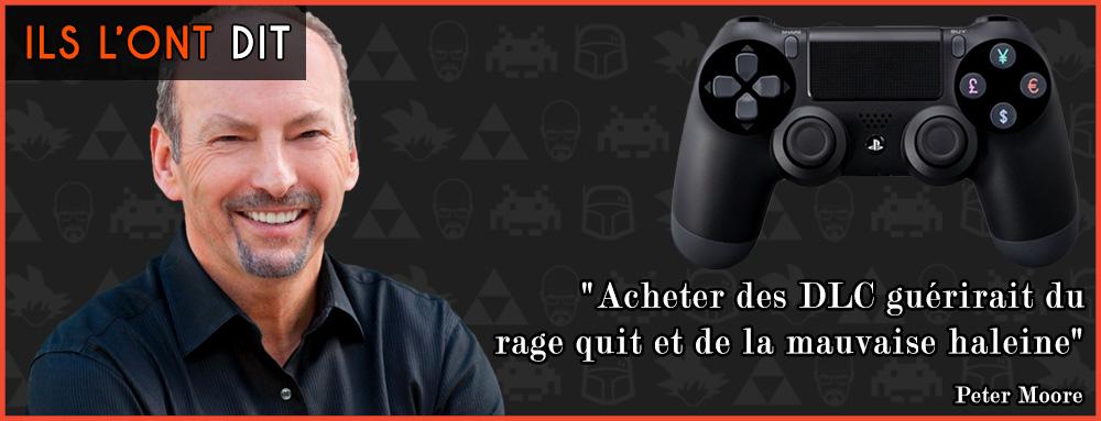 Peter Moore Ils l'ont dit EA