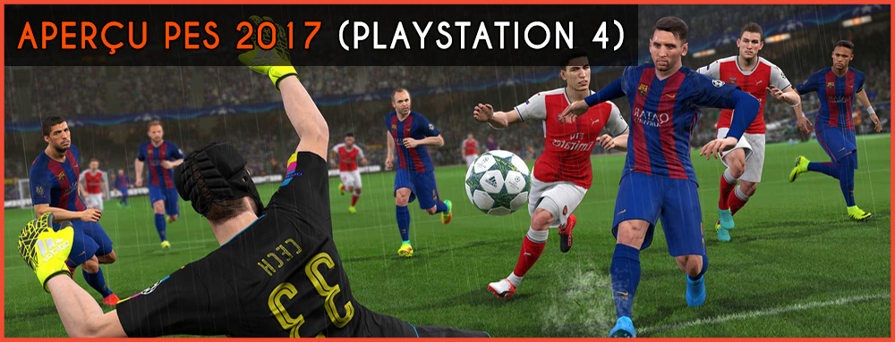 aperçu pes 2017 gameplay et interview